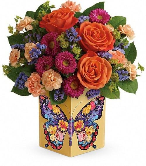 Gorgeous Gratitude Bouquet