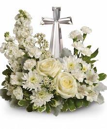 Divine Peace Bouquet - Adrian Durban Florist