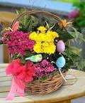 Easter Blooming Garden Basket