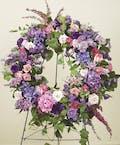 Lavender Wreath Spray