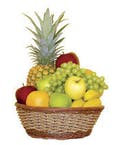 Simply Fruit.  All Fruit Basket!
