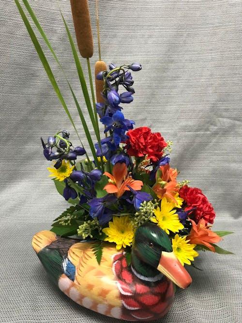 Mallard Duck Bouquet