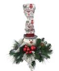 Snowman  (Preserved bouquet)