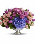 Dashing Purple Bouquet