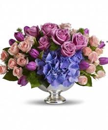 Dashing Purple Bouquet