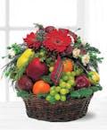 Fabulous Holiday Fruit Basket