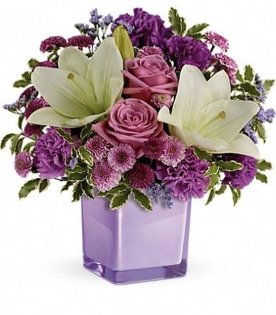 LAvendar Flower Bouquet Cincinnati (OH) Same-day Delivery