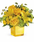 Happy Sunshine Bouquet