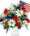USA Spirit Bouquet