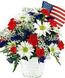 USA Spirit Bouquet