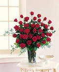 60 Red Roses Arranged