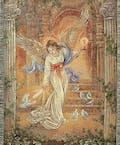 Angel of Light Afghan