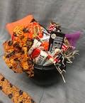 Cauldron of Chocolate Treats
