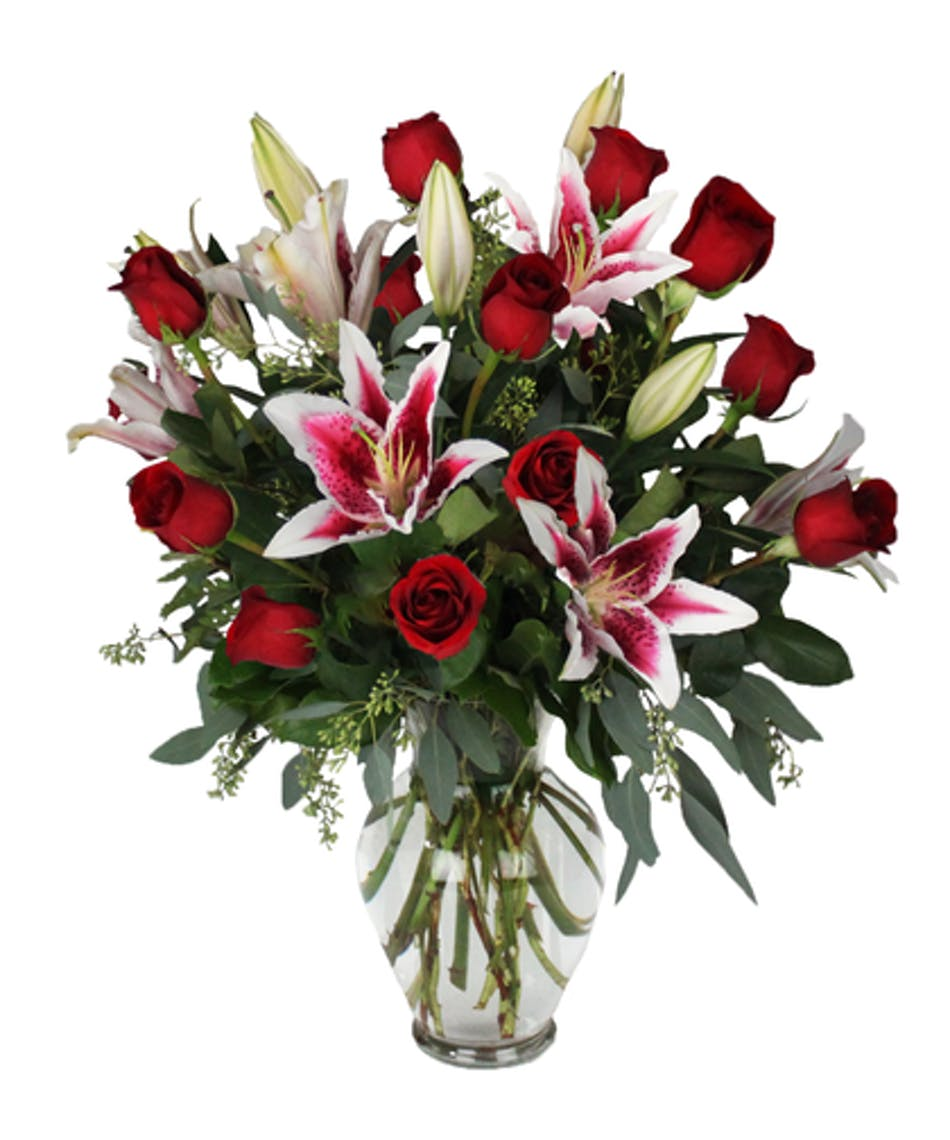 Pure Elegance Bouquet - Cincinnati (OH) Same-day Flower Delivery