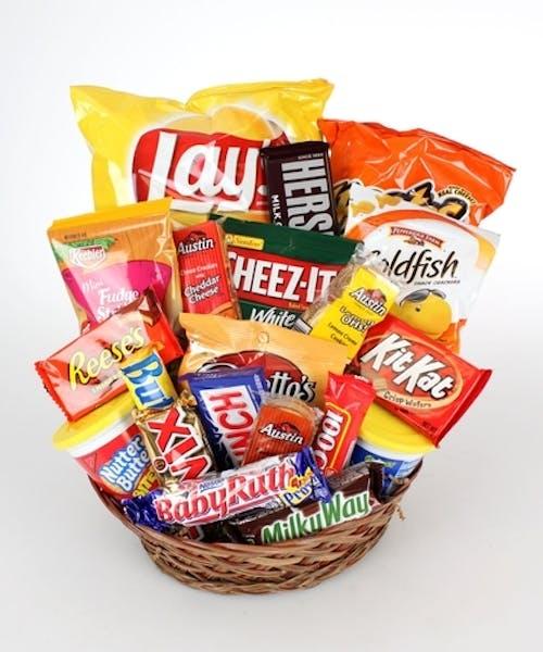 Snack Attack Basket!
