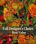Mixed Autumn Bouquet - Designer's Choice