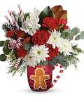 Gingerbread Hug Bouquet