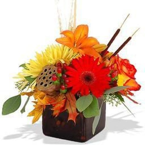 Abundantly Autumn Bouquet