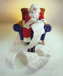 Allow Santa's Elves to Design a Gift for You!