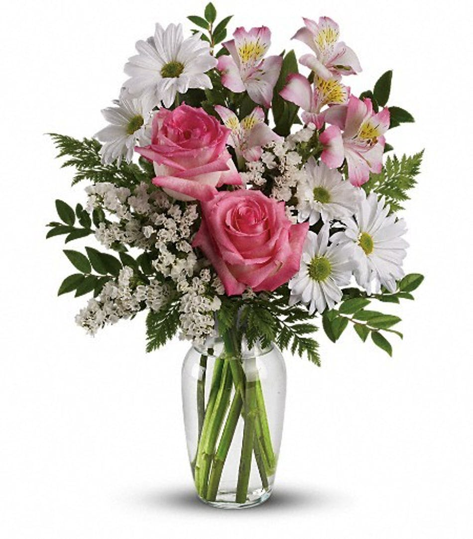 Birthday flowers happy birthday flowers birthday gifts birthday special treat bouquet izmirmasajfo