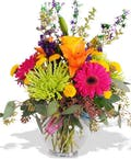 A Cheerful Mix!