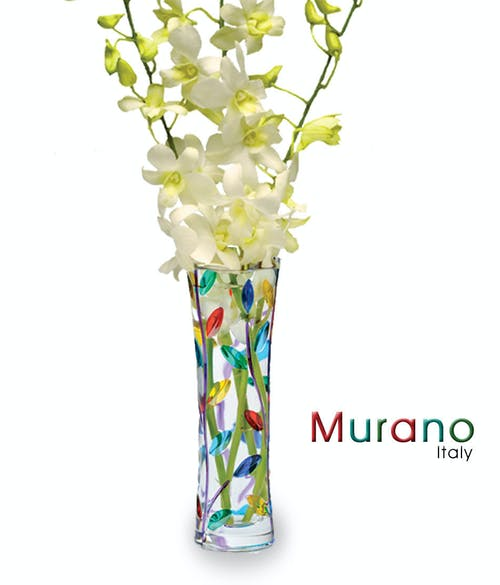 Laurus Budvase from Murano