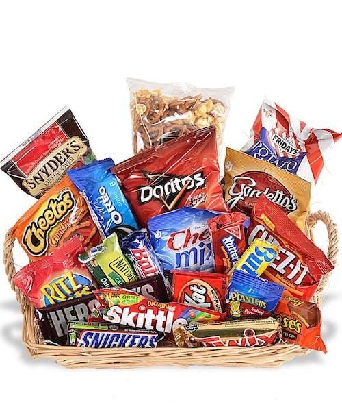 Snack Food Basket