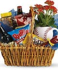 Play Ball Snack Basket