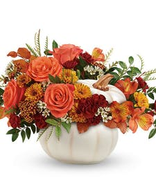 NEW!   Enchanted Harvest Bouquet