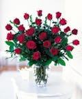 24 Roses Arranged - Out of Cincinnati Area
