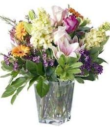 Classic English Garden Bouquet