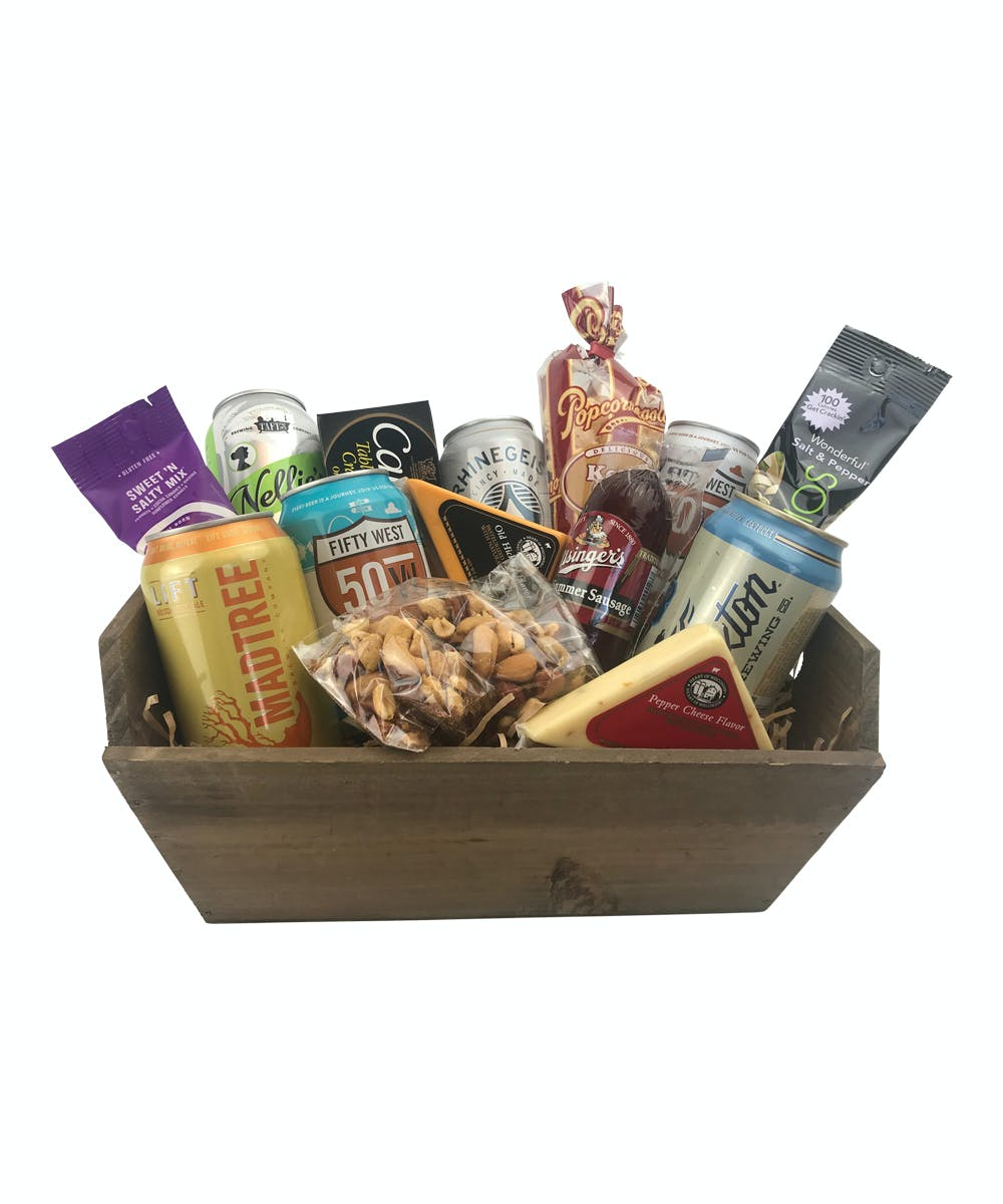 About Delivery Timing  sc 1 st  Adrian Durban Florist & Cincinnati Craft Beer Gift Box