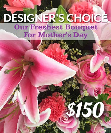 Luxury Designer S Choice Cincinnati Oh Mother S Day Flower