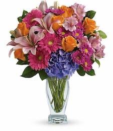 Amazing Wishes Bouquet