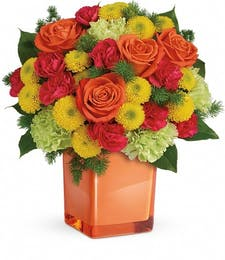 Bold and Beautiful Bouquet